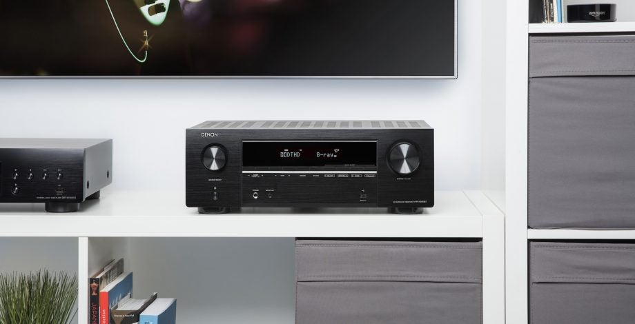 Denon tempts home cinema newcomers with sub-£300 4K HDR