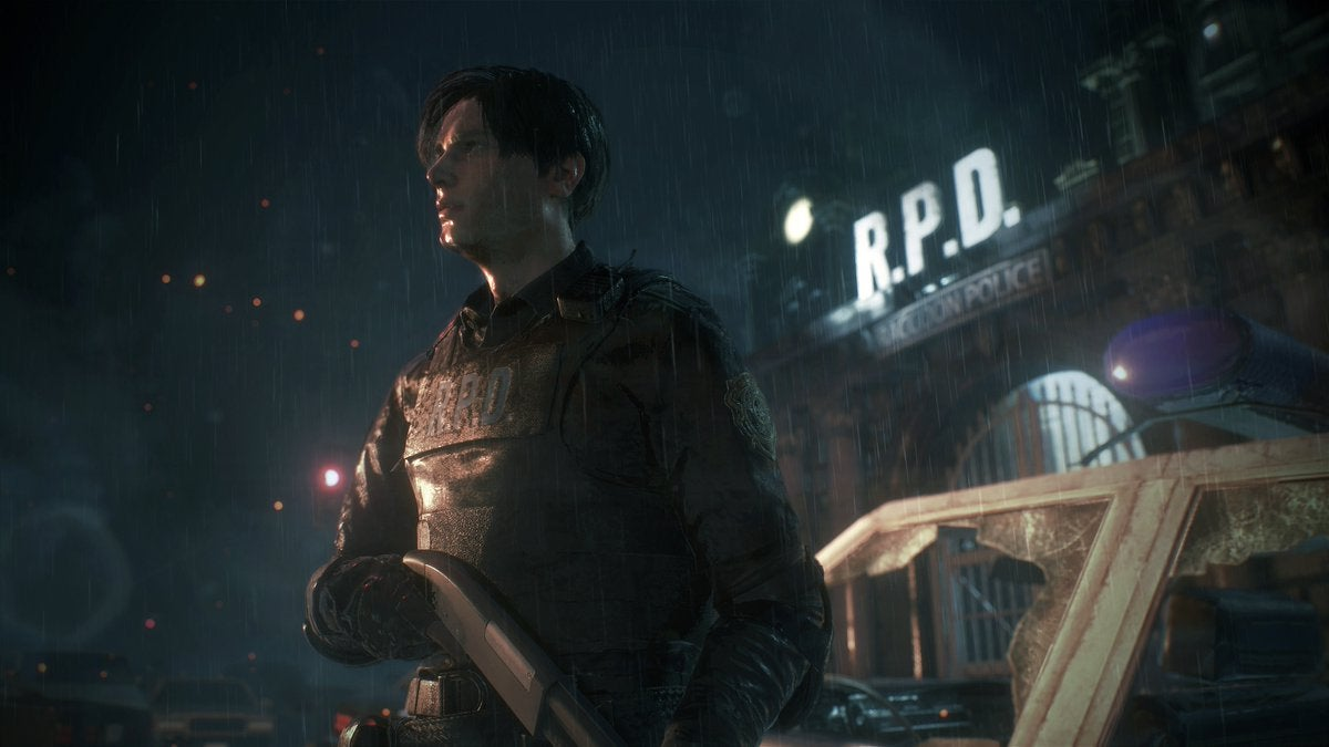 The Resident Evil 2 Remake Collector's Edition packs a serious bite