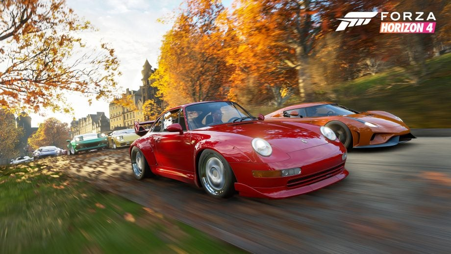 Image result for Forza Horizon 4 Will Be Set in Britain and Drop October 2, 2018