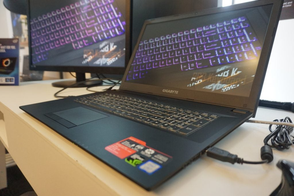 Gigabyte Sabre First Look Review