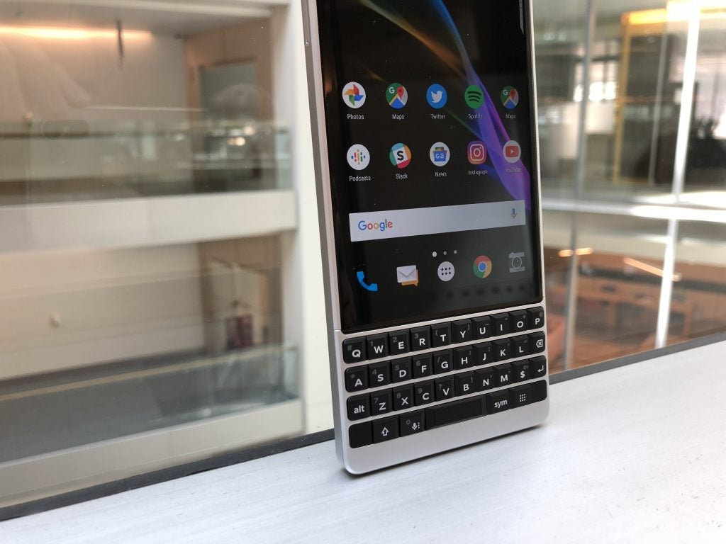 BlackBerry Key2 review | Trusted Reviews