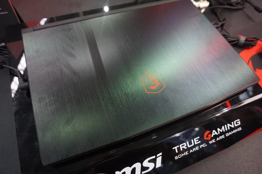 MSI GF63 first look: The best £1000 gaming notebook from Computex