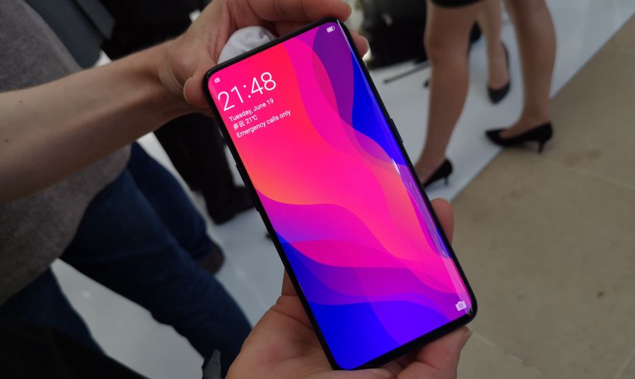 Oppo Find X review: Minimalist to a fault   Trusted Reviews