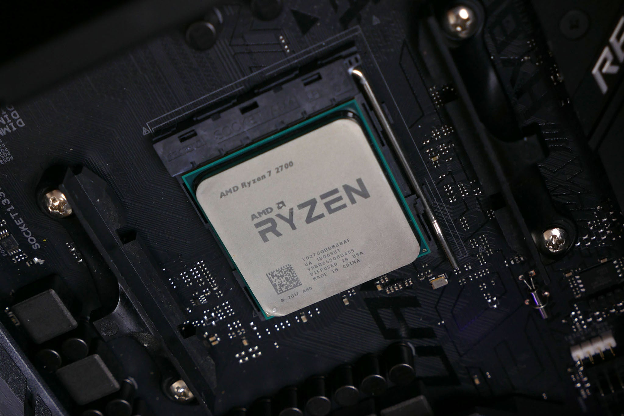 AMD Ryzen 7 2700 & Ryzen 5 2600 Review | Trusted Reviews