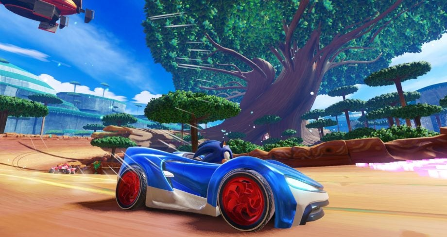 Team Sonic Racing Preview | Trusted Reviews