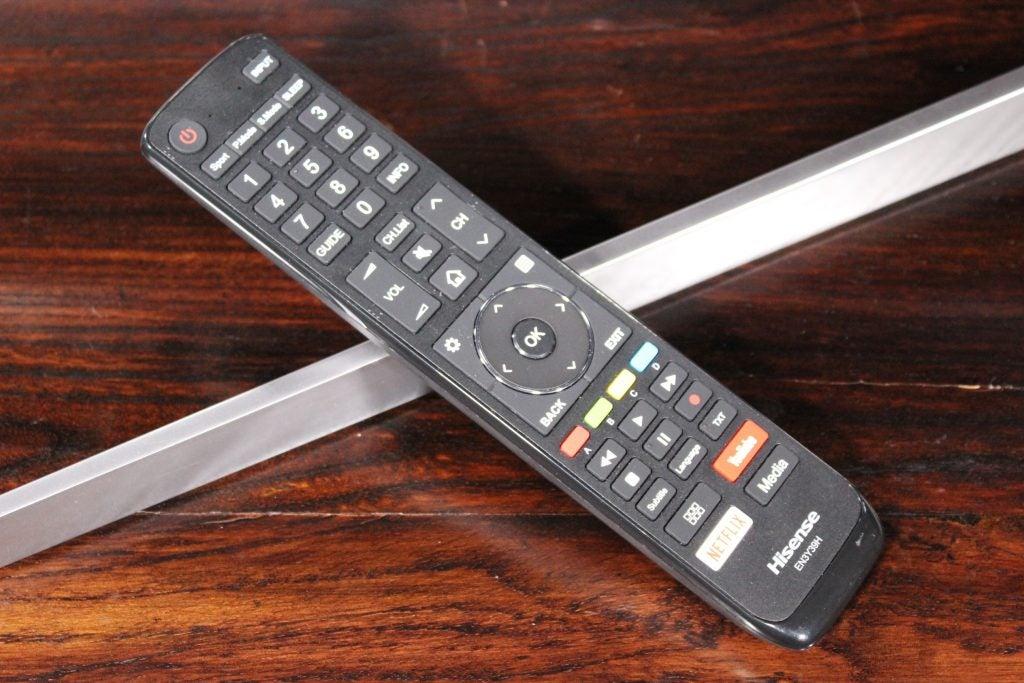 code tv hisense reviews