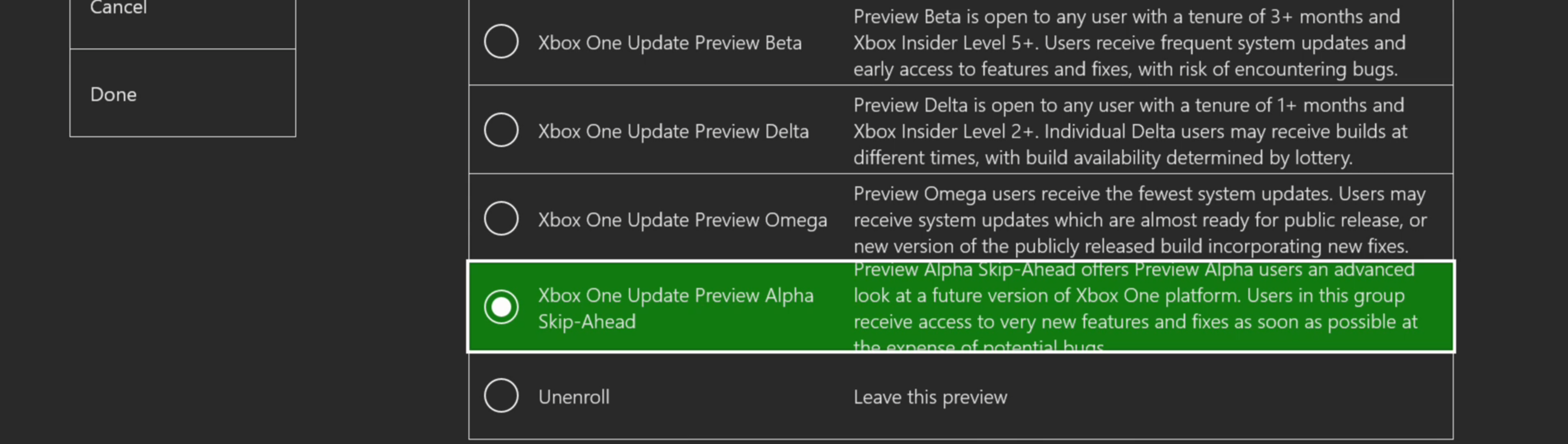 """Larry hryb on twitter: """"xbox one preview program members: if you."""