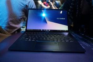 Asus ZenBook 2018: Detailed displays, powerful portables