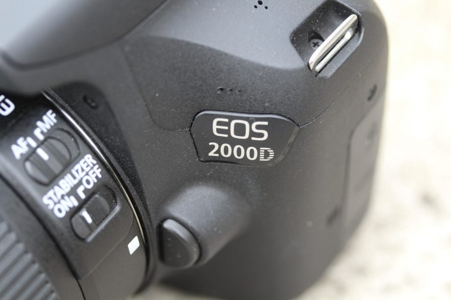 Canon EOS 2000D Review | Trusted Reviews