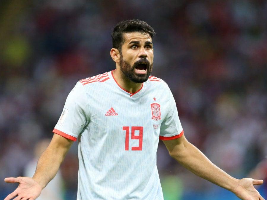 diego costa spain vs russia world cup 2018 live stream