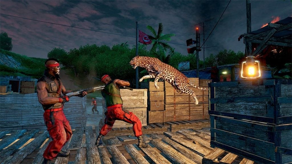 far cry 3 classic edition release time