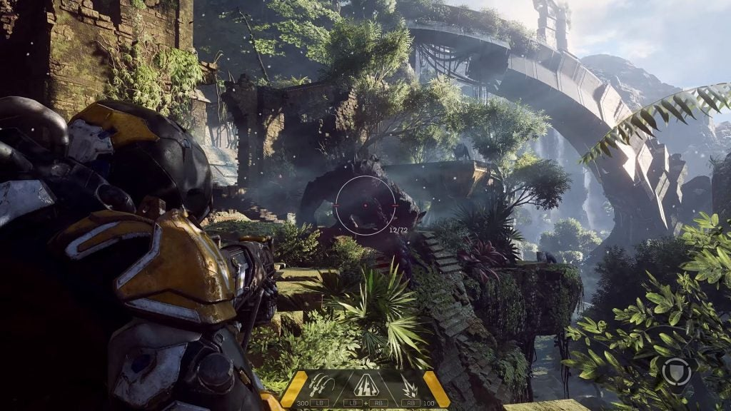 anthem ea shows off new trailers and announces a release date