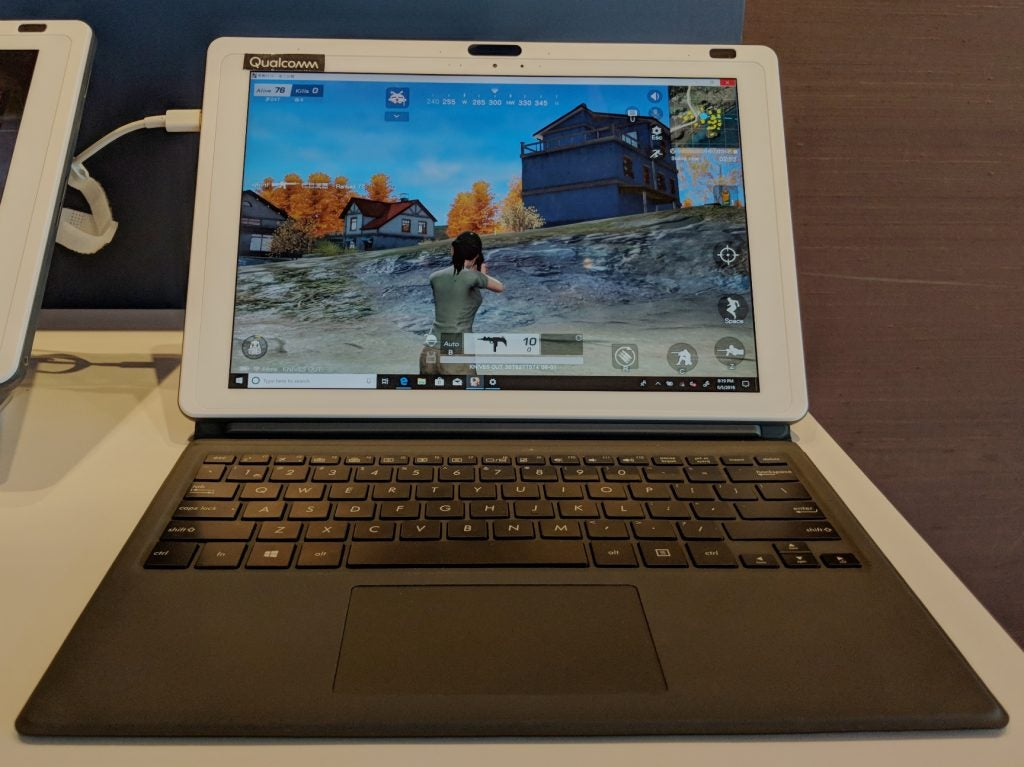 Snapdragon 850 laptops first look | Trusted Reviews