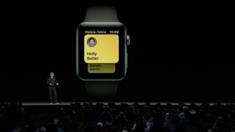 Apple Watch Walkie Talkie app pulled over eavesdropping fears