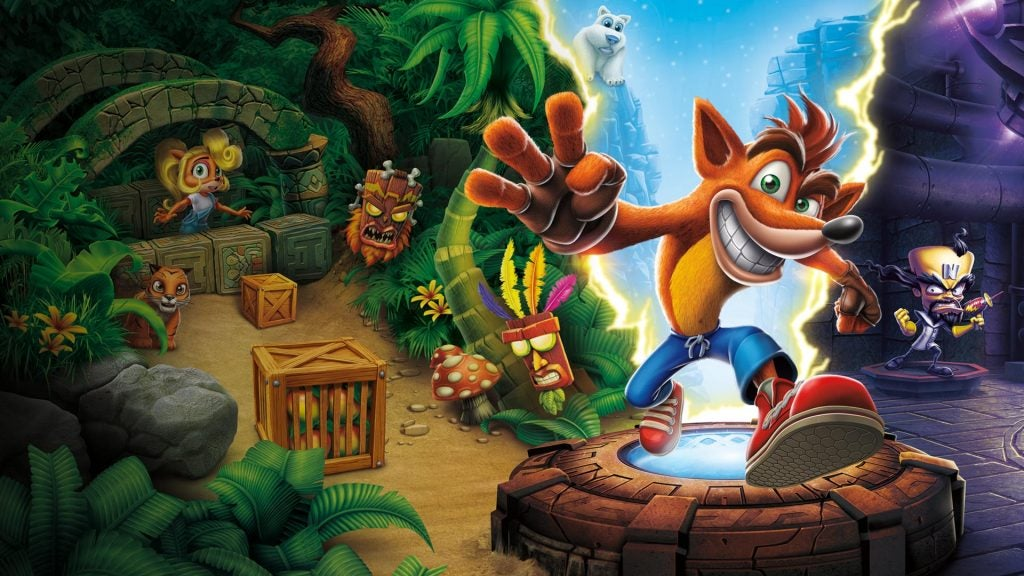 Crash Bandicoot 4: It's About Time has leaked and could be the platforming sequel we've been waiting for