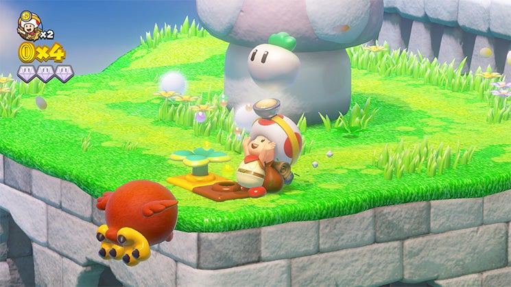Captain Toad Treasure Tracker (Nintendo Switch) Review | Trusted Reviews