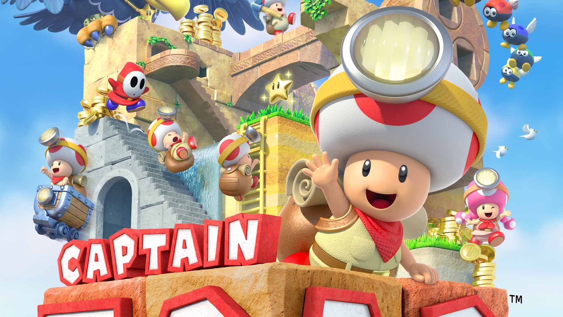 Deals Grab Captain Toad Treasure Tracker On Switch For