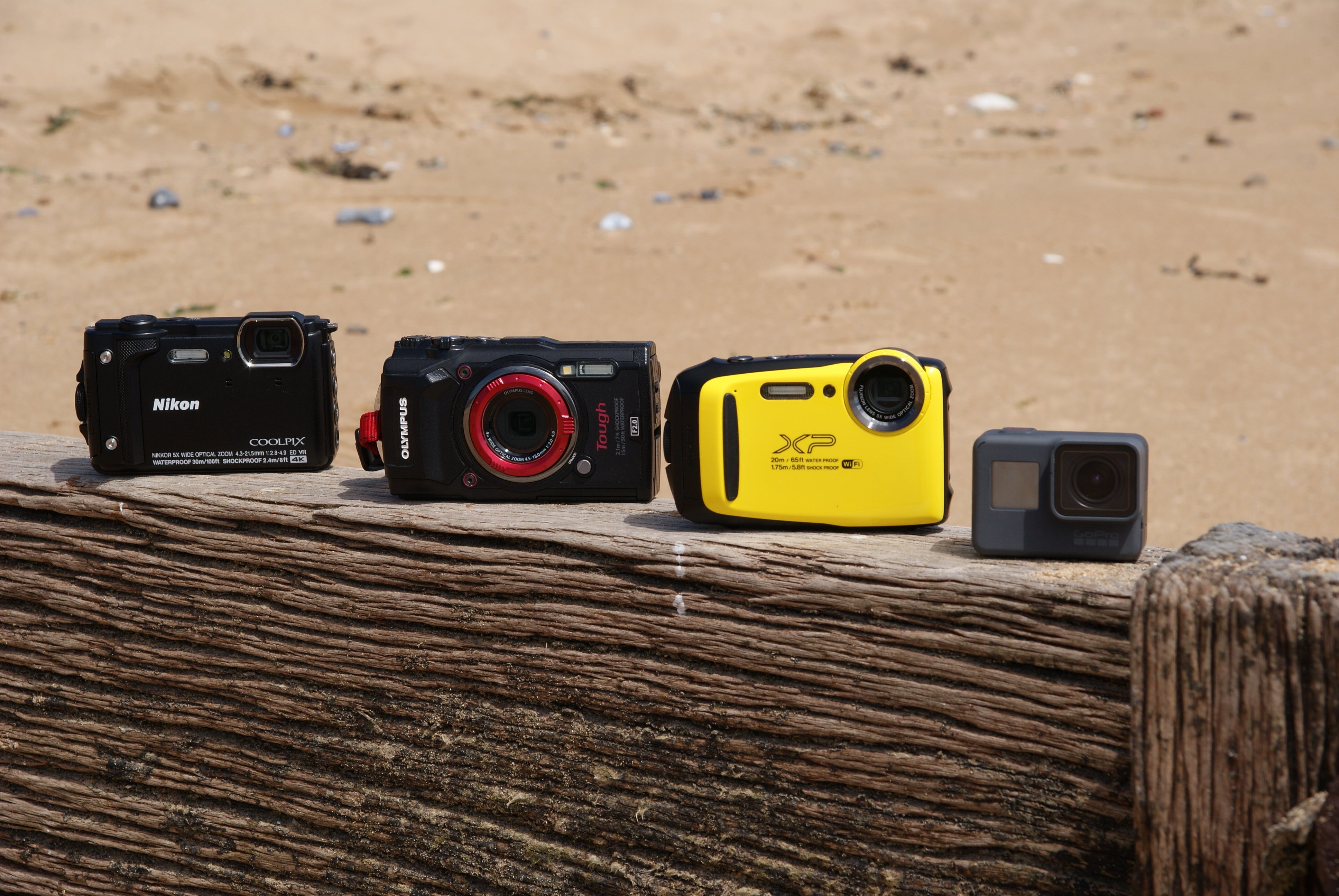 Olympus Waterproof Point And Shoot Camera Collections