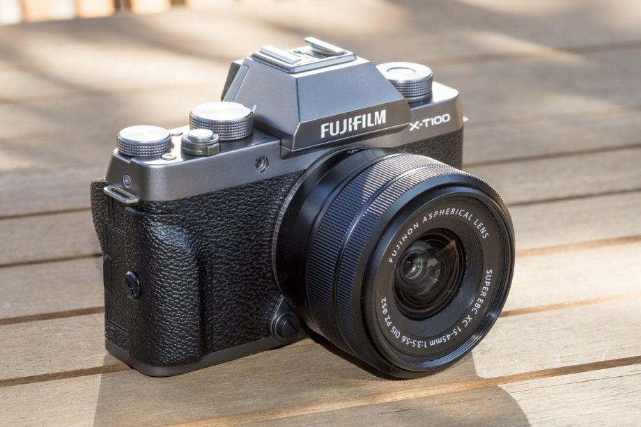 Fujifilm X-T100 Review   Trusted Reviews