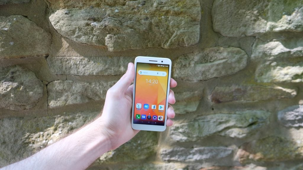 Alcatel 1 Review Has It Rolled Things Too Far Back