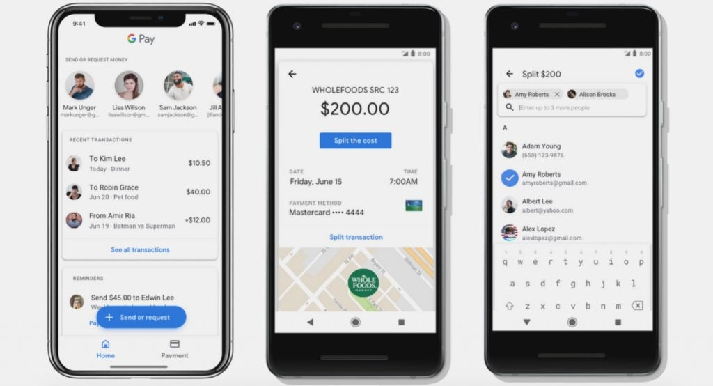 Google Pay just cloned Apple Wallet, which is a good thing