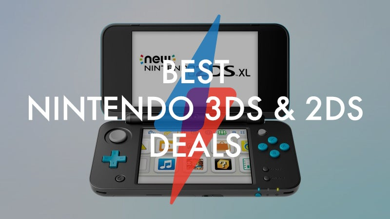 The best Nintendo 2DS and 3DS XL deals during Cyber Monday 2018