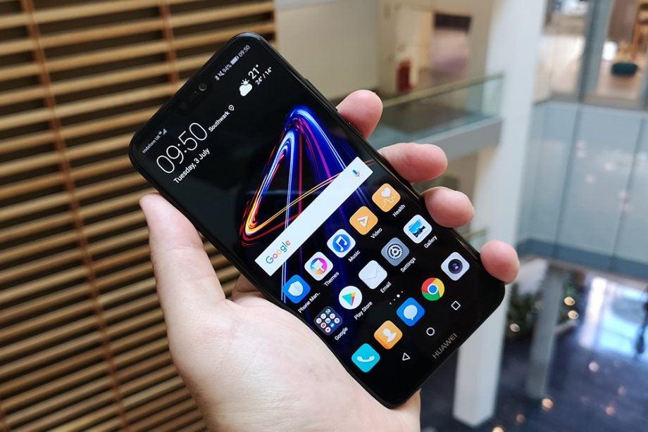Huawei P20 Lite handheld