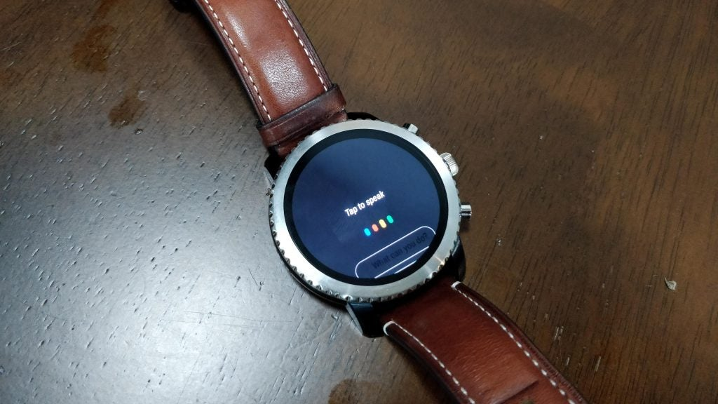 Fossil Q Explorist Review | Trusted Reviews