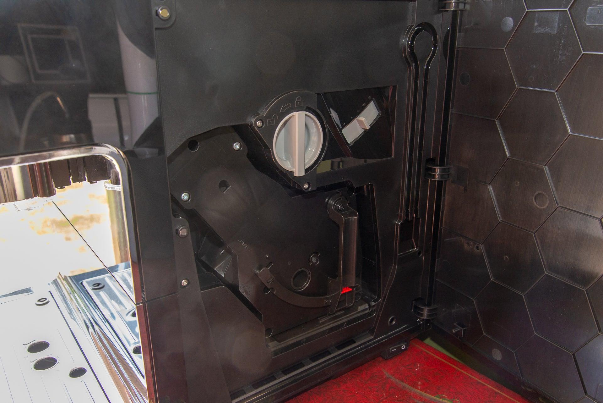 Miele CM7500 brew unit