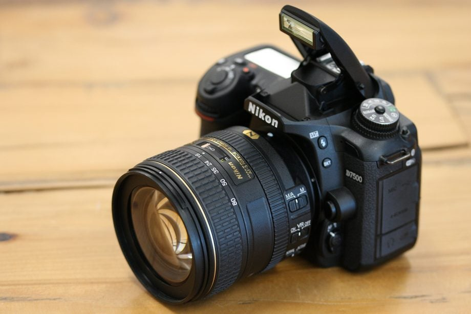 Nikon D7500 Review | Trusted Reviews