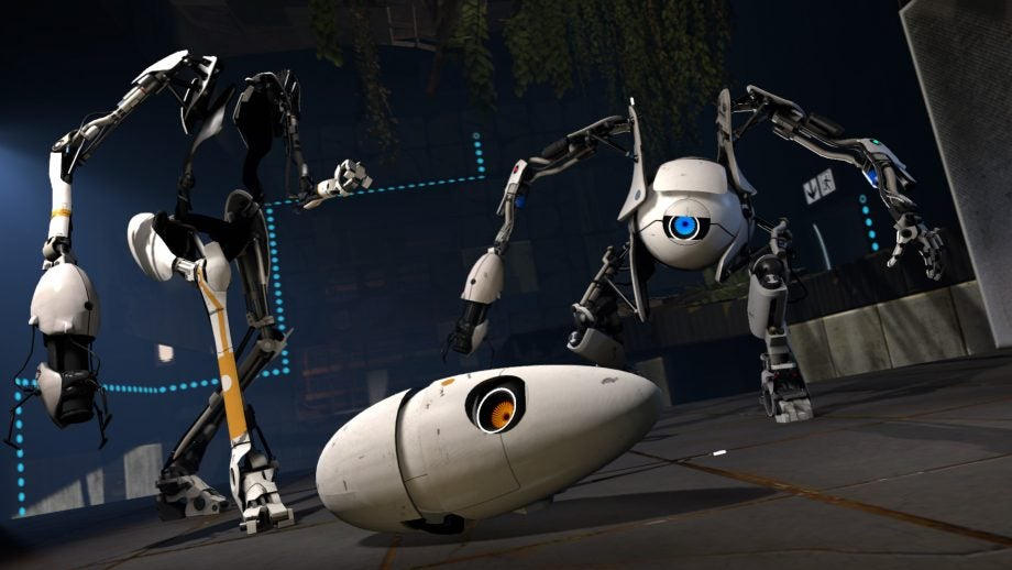 One of the writers behind Portal 2 is back working at Valve