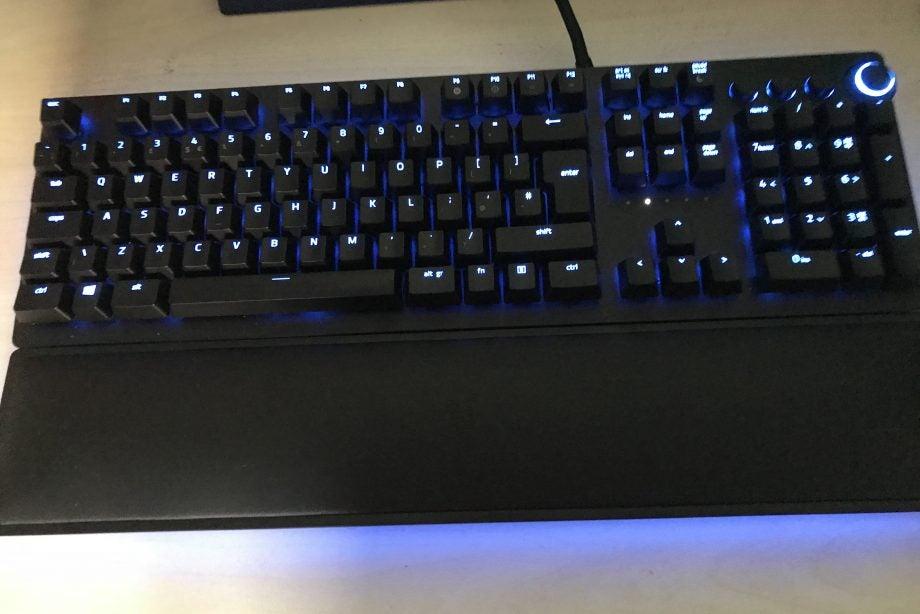 abe5a7088ab Razer Huntsman Elite keyboard Review | Trusted Reviews