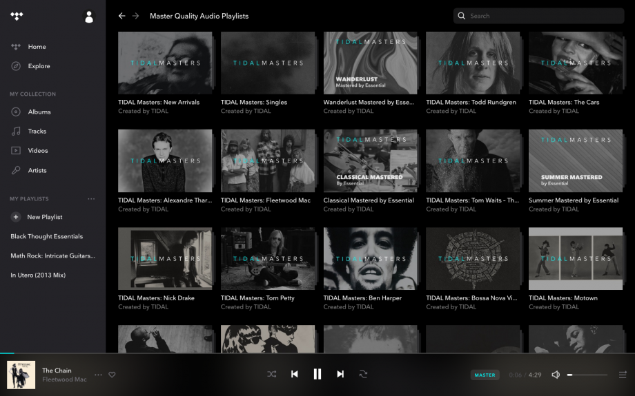 Tidal Review: the audiophile's alternative to Spotify