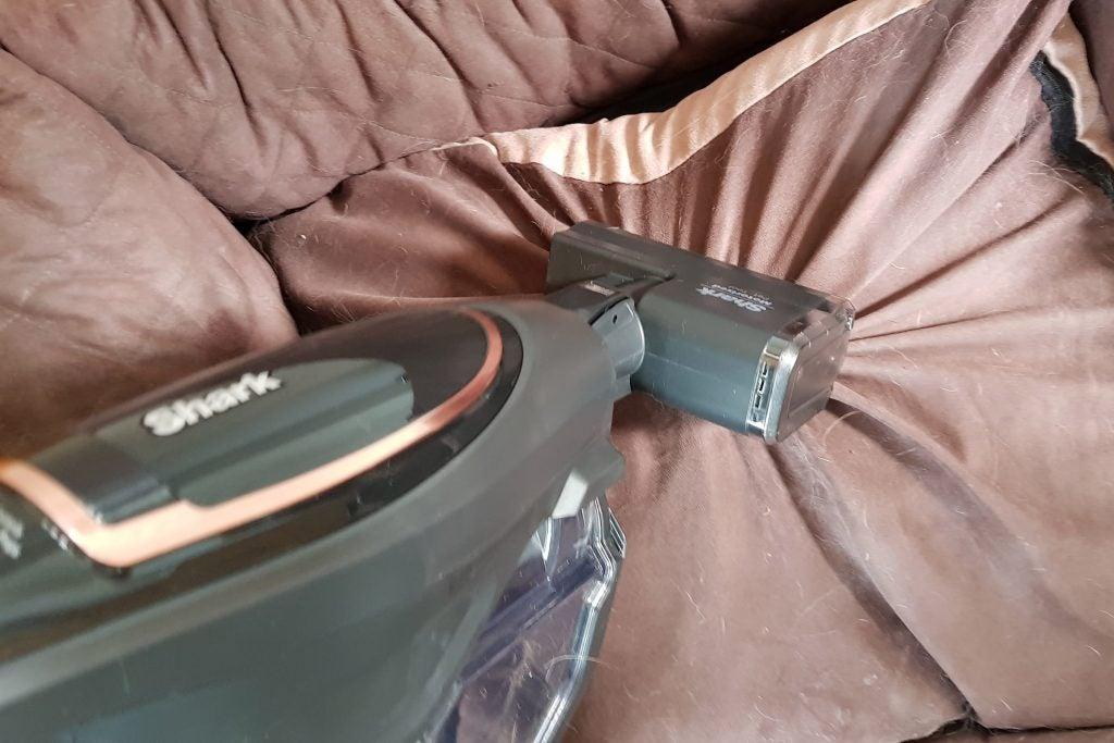 Shark Hv390ukt Duo Clean Truepet Bagless Vacuum Cleaner