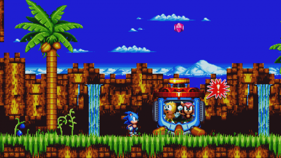 Sonic Mania Plus Review | Trusted Reviews