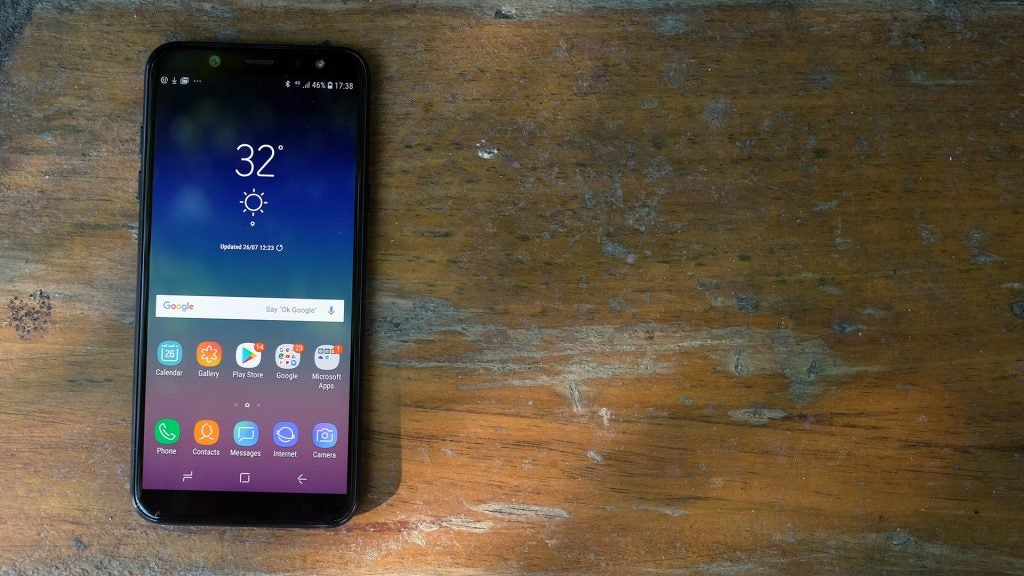 Samsung Galaxy A6 Review Trusted Reviews