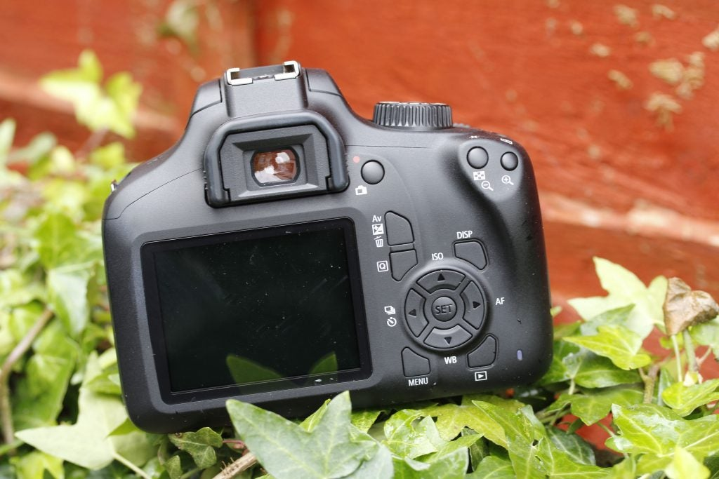 Canon Eos 4000d Review Trusted Reviews