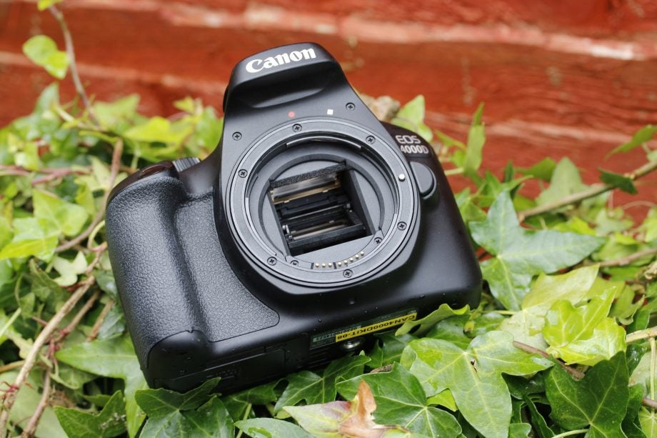 Canon EOS 4000D Review | Trusted Reviews