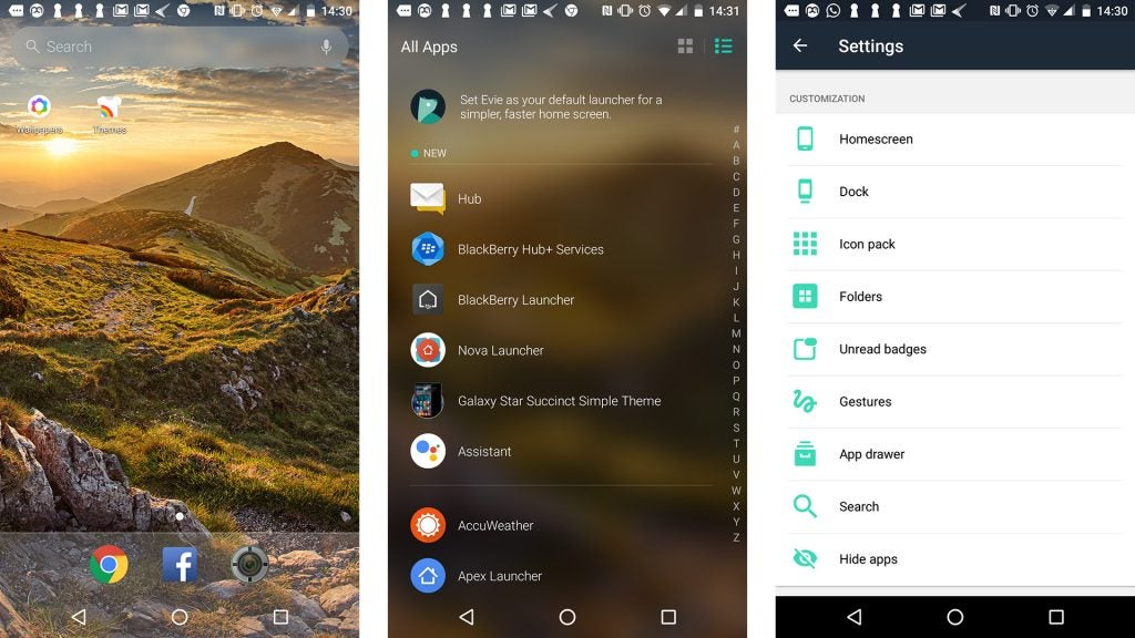 Best Android Launcher 2019: Which should you download?