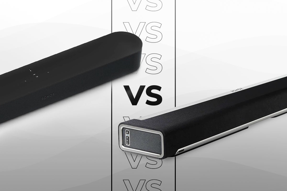 Sonos Beam vs Sonos Playbar: Which is better? | Trusted Reviews