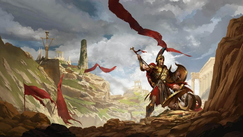 Titan Quest Review   Trusted Reviews