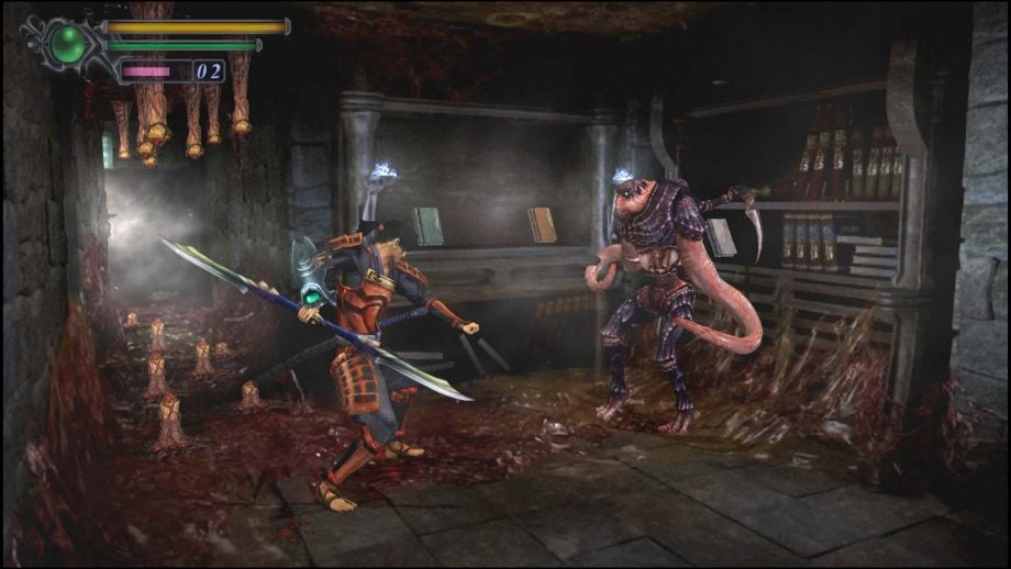 Onimusha Warlords Remastered Announced For Ps4 Xbox One