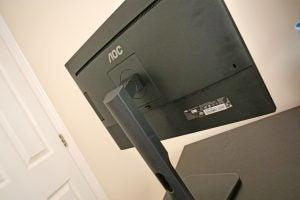 AOC X24P1 monitor review