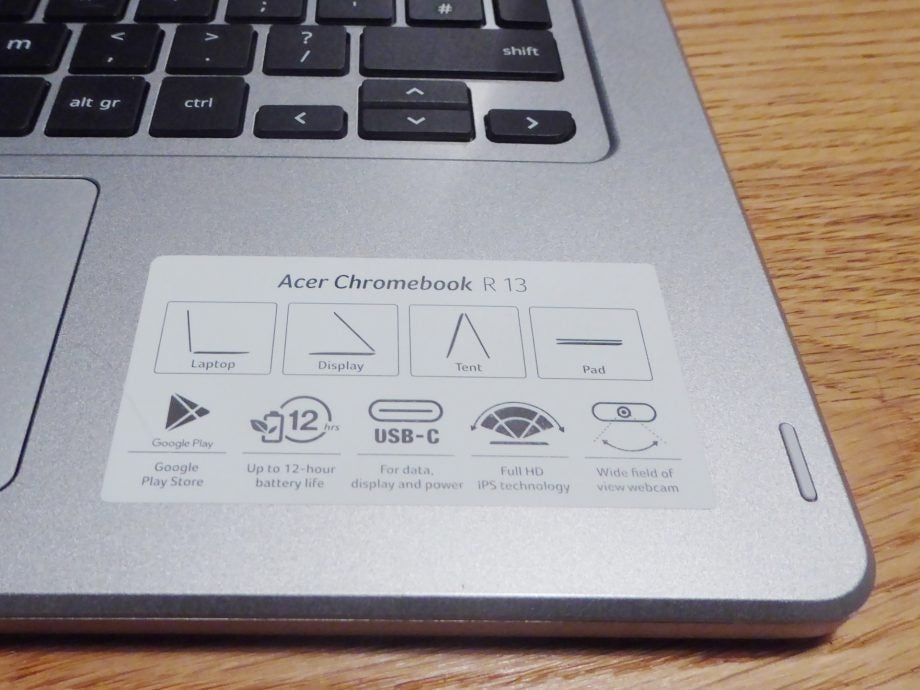 Acer Chromebook R13 Review | Trusted Reviews