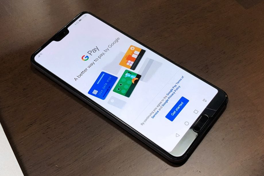 Android Pay Google Pay Huawei P20 Pro