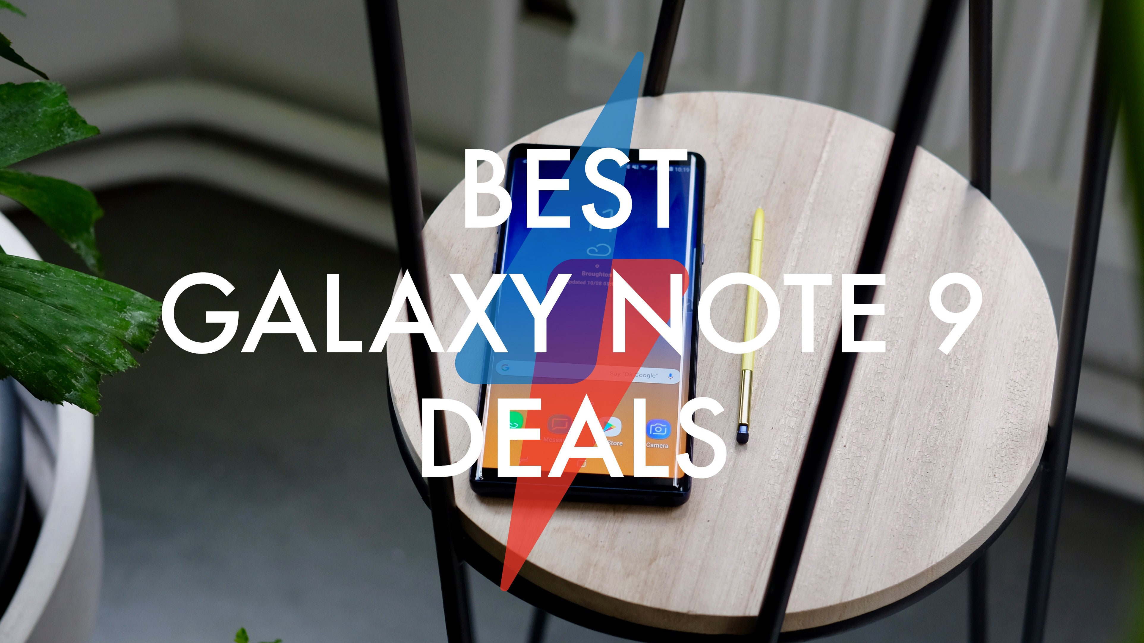 Best Samsung Galaxy Note 9 Deals In The Uk For May 2019