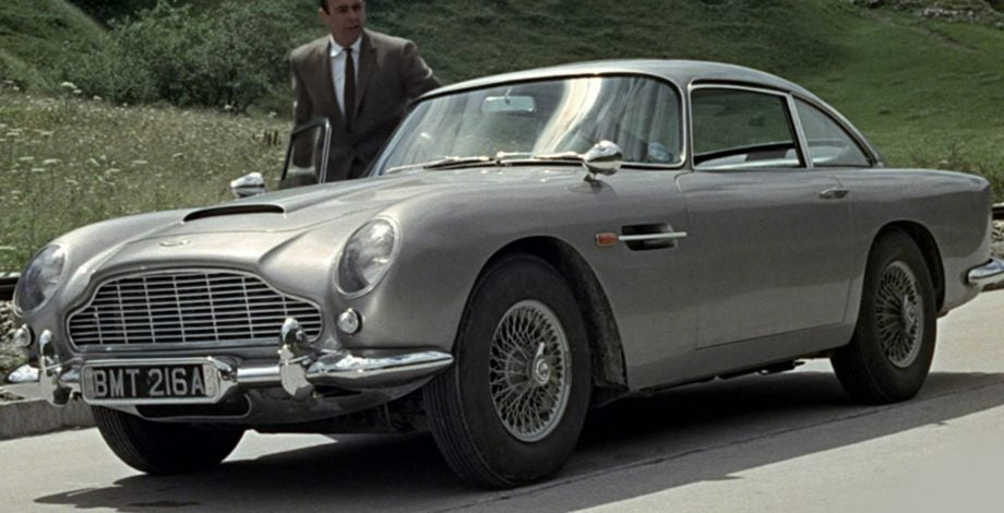 Bond DB5