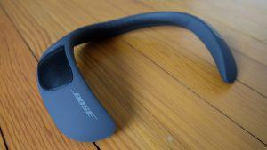 bose neck speaker review