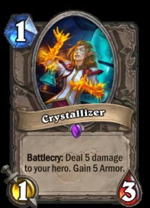 Crystalizer