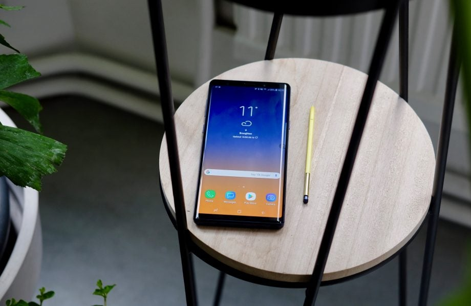 Samsung Galaxy Note 9 review: An awesome big phone | Trusted Reviews